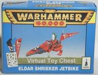 Warhammer 40k Eldar Shreiker Jetbike