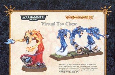 Warhammer 40k Flamers