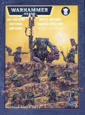 Warhammer 40k Grots