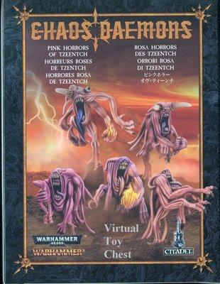 Warhammer 40k horrors