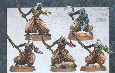 Warhammer 40k Dark Eldar Mandrakes