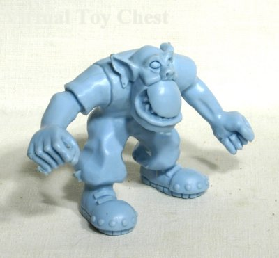 Warhammer 40k Ork Boy Action Figure Prototype