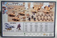 Warhammer 40k Tau Empire Megaforce