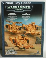 Warhammer 40k Tau Armored Interdiction Force