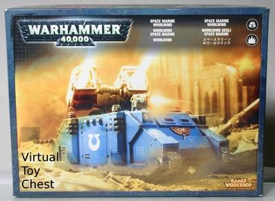 Warhammer 40k Whirlwind