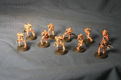 Warhammer 40k Necrons Necron Flayed Ones