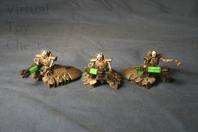 Warhammer 40k Necrons Necron Destroyers