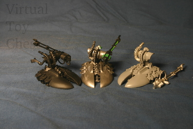 Warhammer 40k Necrons Necron Heavy Destroyers