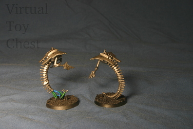 Warhammer 40k Necrons Necron Wraiths