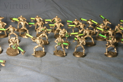 Warhammer 40k Necrons Necron Warriors