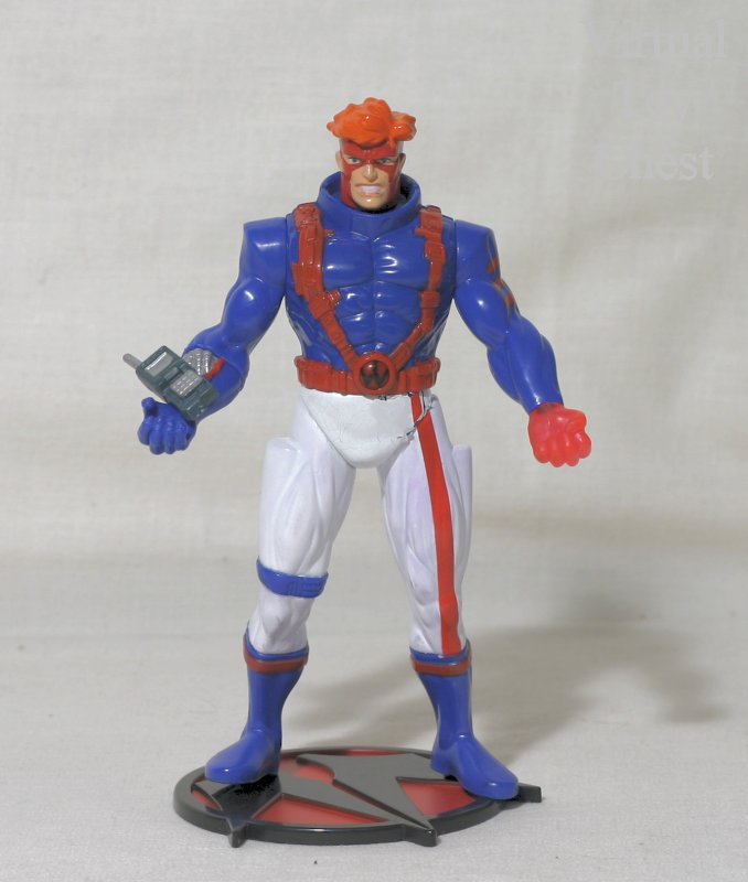 wildcats spartan action figure by playmates