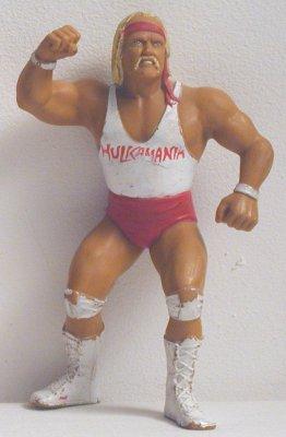 W.W.F. Hulk Hogan
